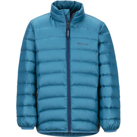Marmot Highlander Down Jacket Gutter moroccan blue